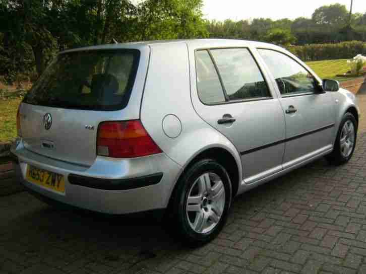 VOLKSWAGEN GOLF 1.9 TDI MATCH 5DR 2004 53