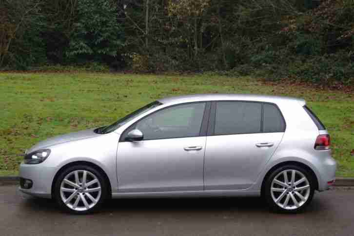 GOLF GT TDi.. MK 6.. LOVELY SPEC..