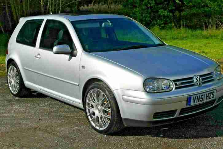 VOLKSWAGEN GOLF V6 4 MOTION MARK 4 GOLF 3