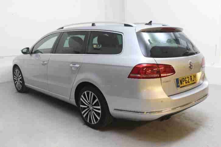 VOLKSWAGEN PASSAT SPORT TDI BLUEMOTION TECHNOLOGY, Silver, Manual, Diesel, 2013