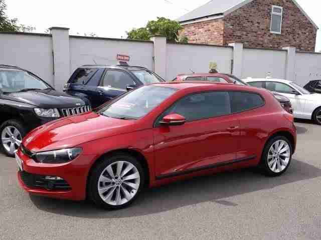 volkswagen scirocco 2 0 tsi 210 gt dsg car for sale. Black Bedroom Furniture Sets. Home Design Ideas