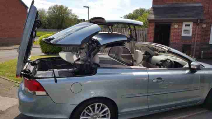 VOLVO C70 D5 SE RTI RARE SPEC MANUAL GEARBOX WITH SMARTTOP FITTED