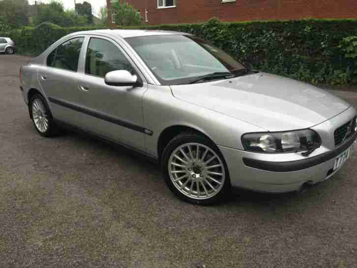 VOLVO S60 T S AUTO 39,000 MILES / 1 OWNER FROM NEW / FULL VOLVO HISTORY
