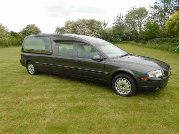 Volvo S80 HEARSE FUNERAL CAR FOR LIMOUSINE. car for sale