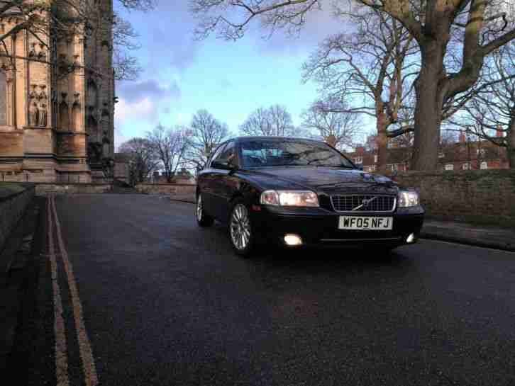Volvo S80 SE. Volvo car from United Kingdom