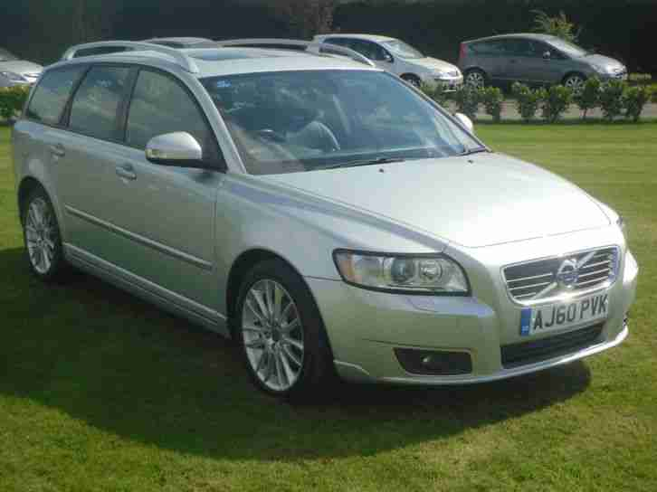 V50 1.6D ( s s ) 2011MY DRIVe SE Lux