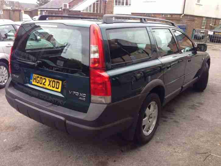 volvo xc70 cross country 4x4 car for sale. Black Bedroom Furniture Sets. Home Design Ideas