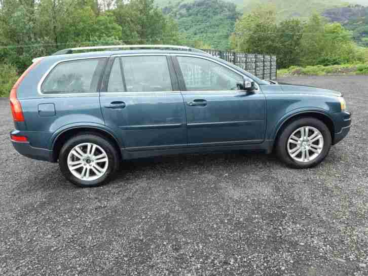 VOLVO XC90 AUTO DIESEL for sale.