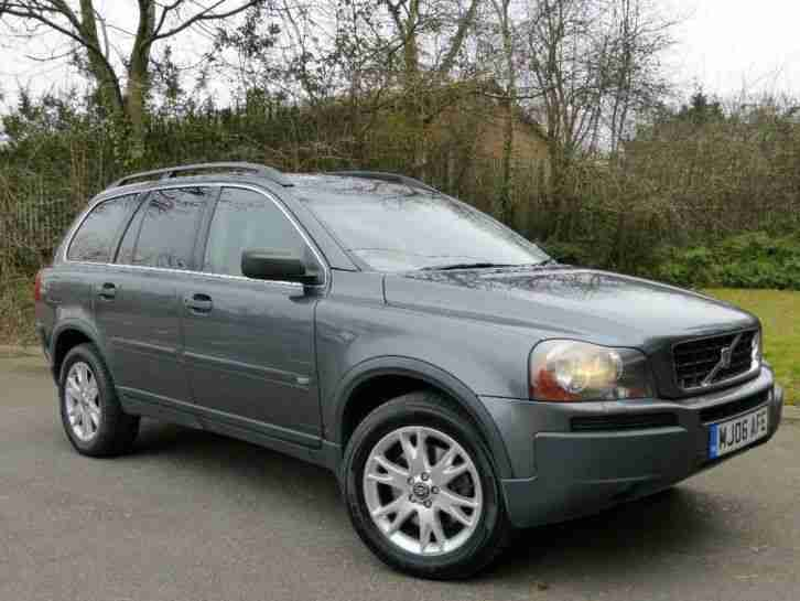 XC90 D5 SE 2006 Diesel Automatic in