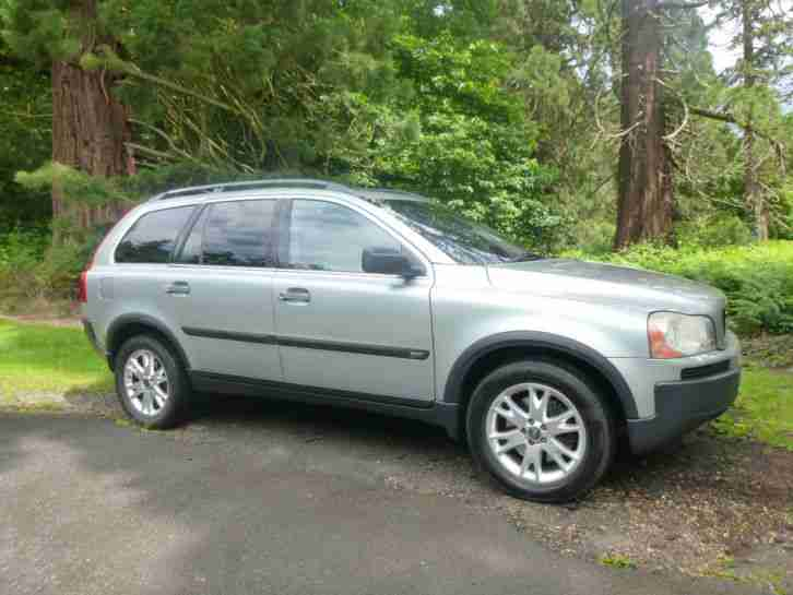 XC90 D5 SE AUTO, 3 OWNERS, MOT 30TH MAY