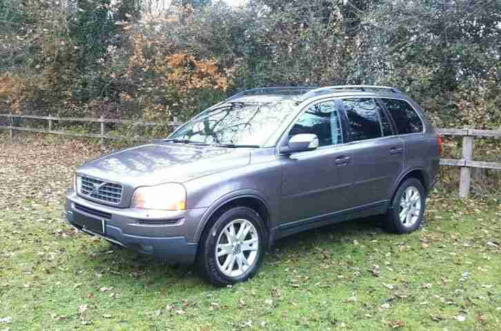 XC90 D5 SE E4 AWD SUPER CONDITION FSH