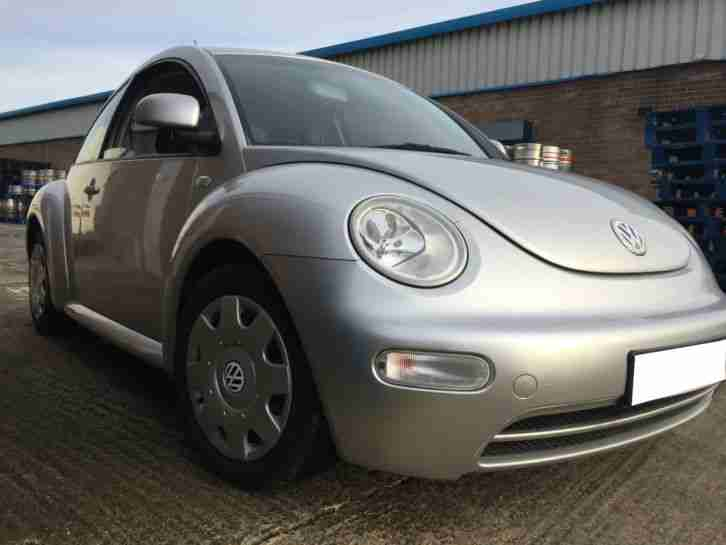 VW Beetle Breaking For Spares- Call Us For Parts On 01642 783537