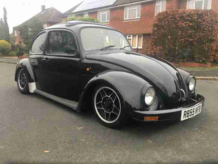 VW Beetle Mexican Injection with Pan Roof & 34k..