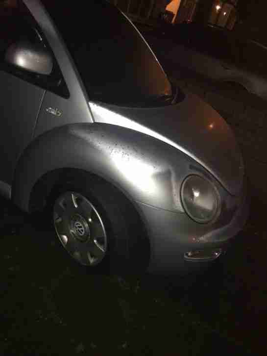 VW Beetle spares or repairs