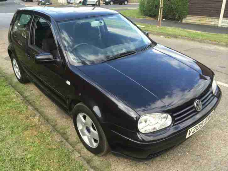VW GOLF GTI (115) LONG M.O.T SERVICE HISTORY