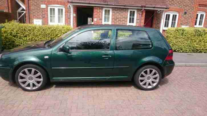 VW GOLF GTI 2.0 LITRE