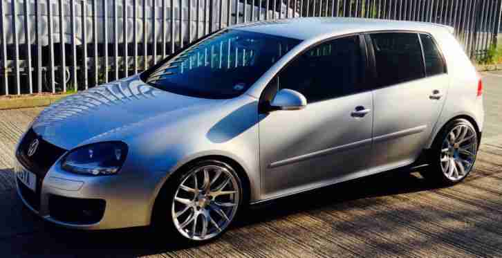 Vw Golf Mk5 Gt Tdi Sport 2004 Car For Sale