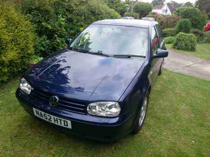 VW Golf Mk4 GTTdi PD130 incl Winter Pack