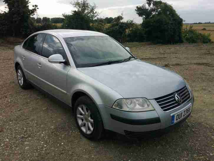 vw passat tdi 100 highline auto 2004 diesel saloon 102 k miles car for sale. Black Bedroom Furniture Sets. Home Design Ideas