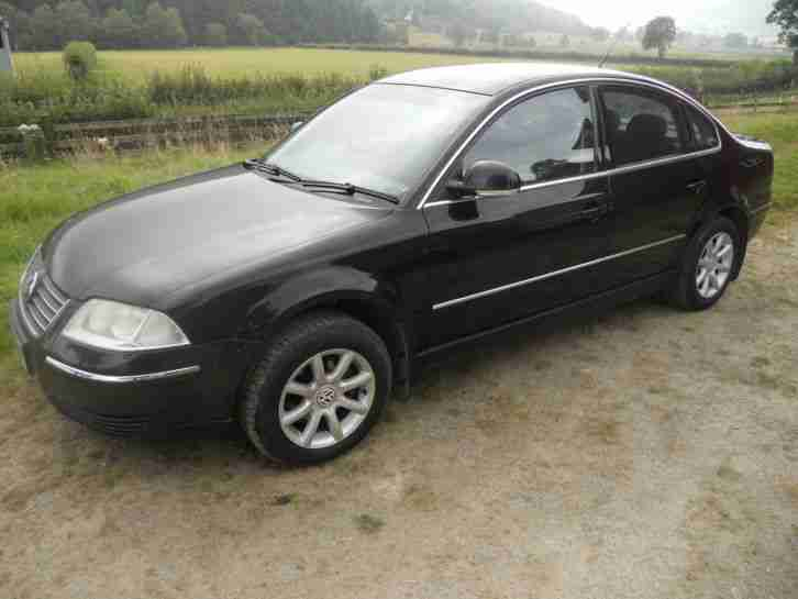 vw passat tdi 130 bhp se tip auto 2004 mot 12 mths car for sale. Black Bedroom Furniture Sets. Home Design Ideas