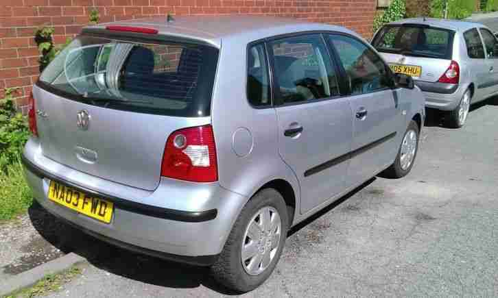 VW POLO 1.2E - 12 MONTHS MOT - TWO KEYS - SOME SERVICE HISTORY PLUS RECIEPTS
