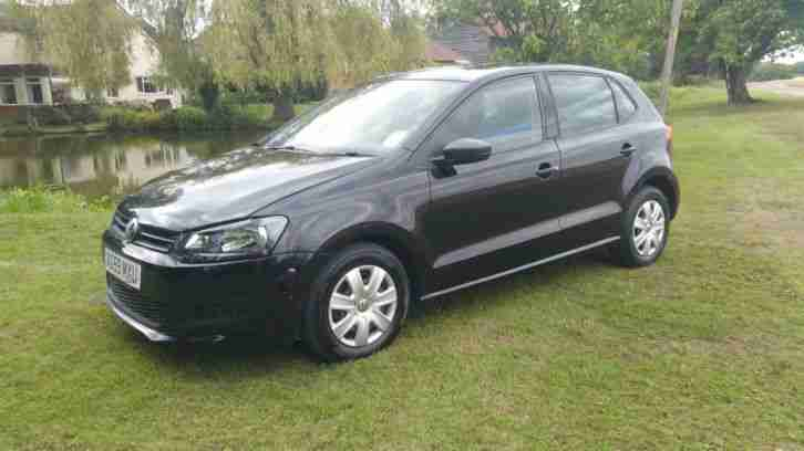 VW POLO 1200cc. Volkswagen car from United Kingdom