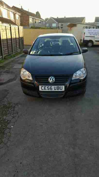 VW POLO E 55, CHEAP INSURANCE+TAX, VERY ECONOMICAL,LOW MILEAGE 58K,TWO KEYS