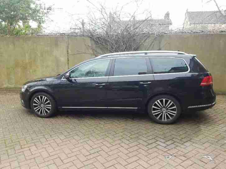 VW Passat estate 2.0 TDi Bluemotion Sport all