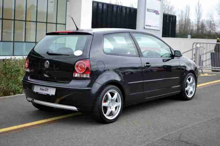 vw polo 1 9 tdi pd130 sport gti 9n3 165bhp car for sale. Black Bedroom Furniture Sets. Home Design Ideas