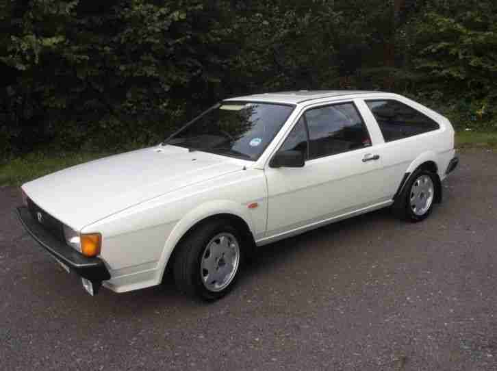 VW SCIROCCO CL. Volkswagen car from United Kingdom
