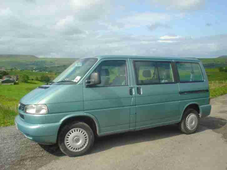 vw t4 caravelle 8 9 seats 2 5 tdi 102 swb s2 transporter. Black Bedroom Furniture Sets. Home Design Ideas