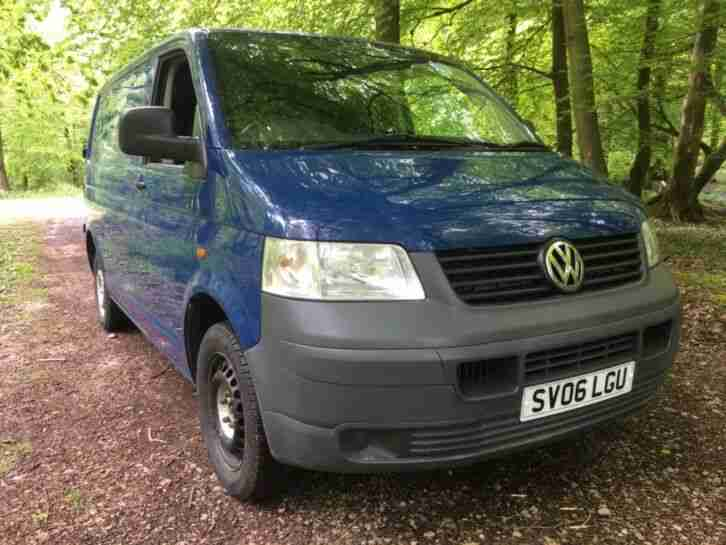 VW T5 4MOTION SYNCRO.FSH. Rear difflock . New mot. 6 speed.overland potential.
