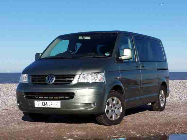 vw t5 caravelle 2 5 tdi car for sale