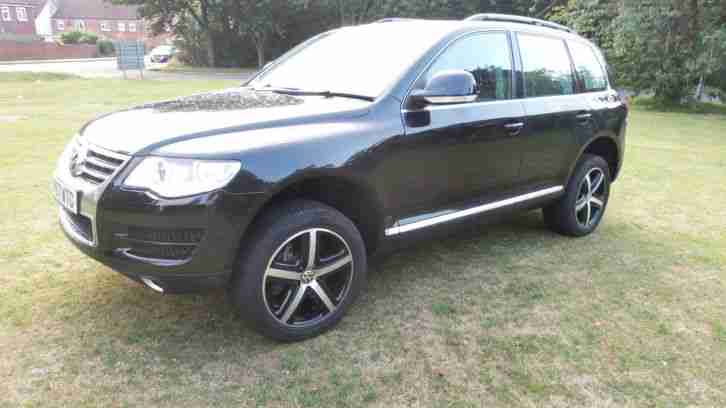 vw touareg 3 0 tdi 2007 car for sale. Black Bedroom Furniture Sets. Home Design Ideas
