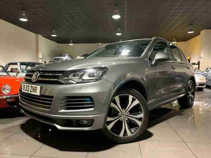 VW Touareg V6 R LINE TDI BLUEMOTION