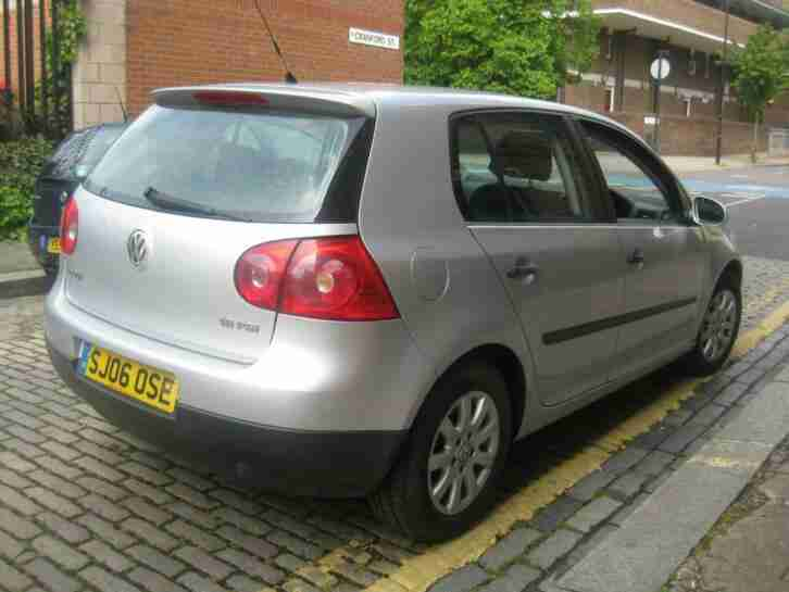 VW VOLKSWAGEN GOLF 1.6 FSI 2006 ### 3 DOOR