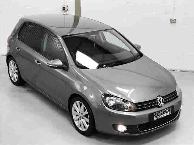 volkswagen vw golf gt tdi 2 0 6 speed manual diesel grey 2010 mk6. Black Bedroom Furniture Sets. Home Design Ideas