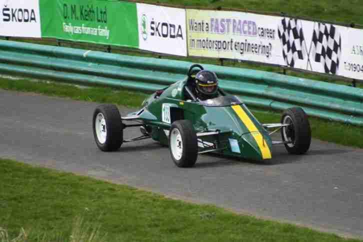 Formula Ford For Sale >> Van Diemen Rf84 Formula Ford Race Car Hillclimb Sprint