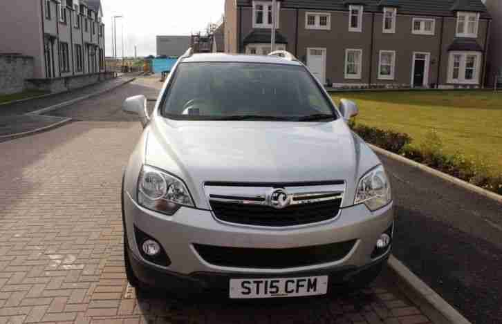 Vauxhall Antara 2.2 CDTi Diamond 5dr (start
