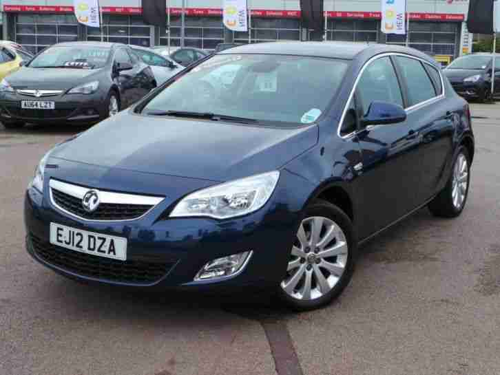 vauxhall astra 1 6 16v se 5dr blue car for sale. Black Bedroom Furniture Sets. Home Design Ideas