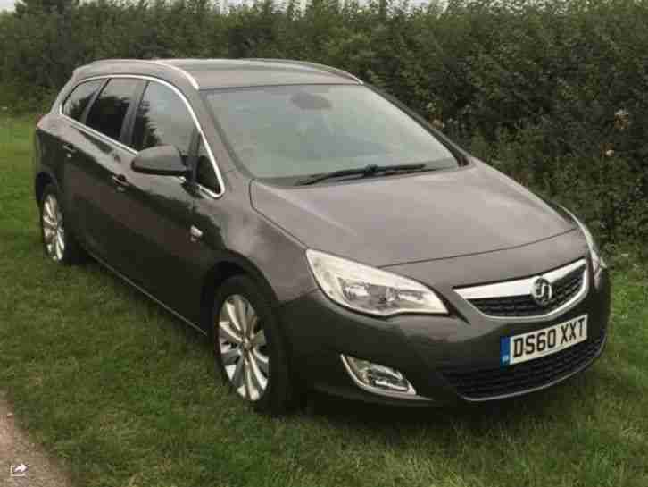 vauxhall astra 1 6 sport estate 2011 60 car for sale. Black Bedroom Furniture Sets. Home Design Ideas