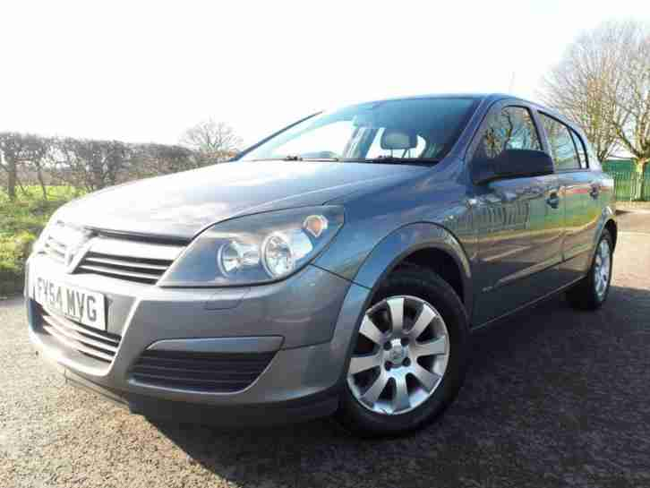 Vauxhall Astra 1.6i. Vauxhall car from United Kingdom