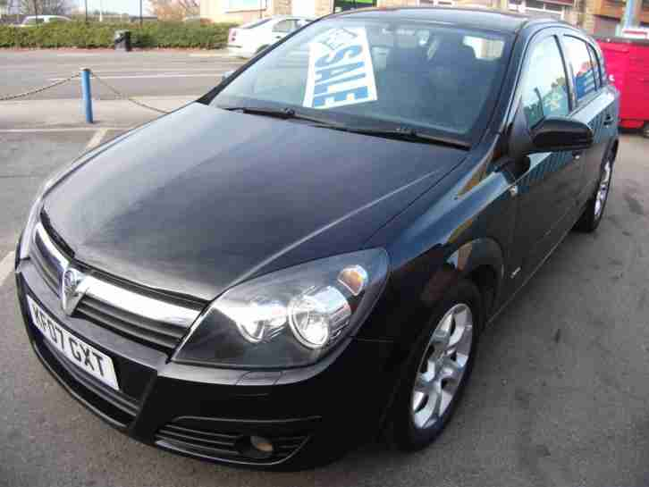 Vauxhall Astra 1.6i 16v SXi 5 DOOR MOT NOVEMBER 2018 AIR CONDITIONING