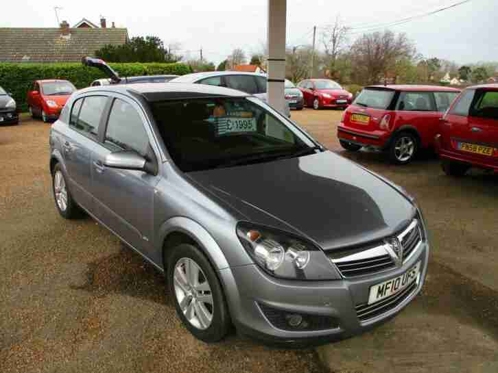 Vauxhall Astra 1.6i. Opel car from United Kingdom