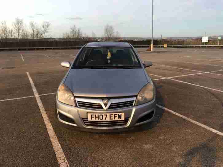 Astra 1.7 cdti diesel clean car