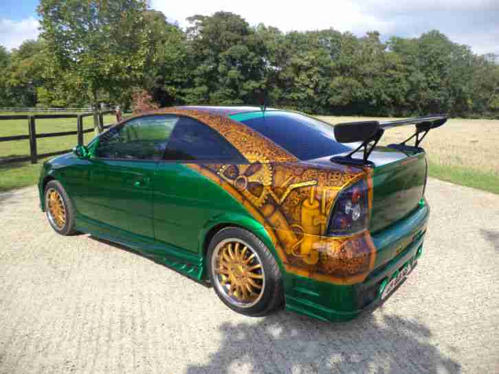 Vauxhall Astra 1 8 Bertone Coupe Modified Custom Show Car