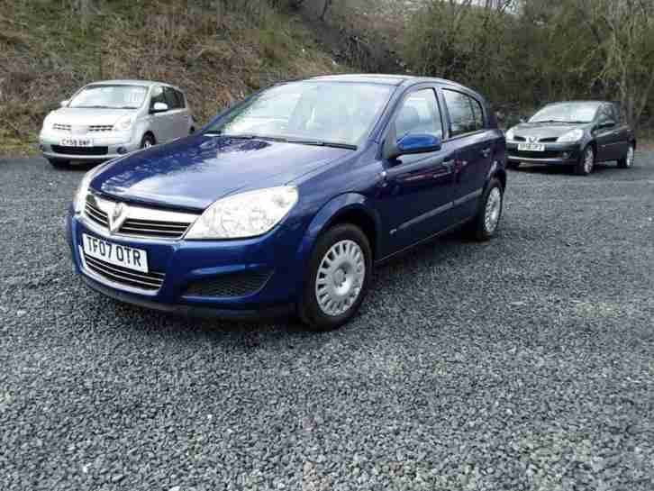Astra 2007, 1.4, FSH+LOW MILEAGE,