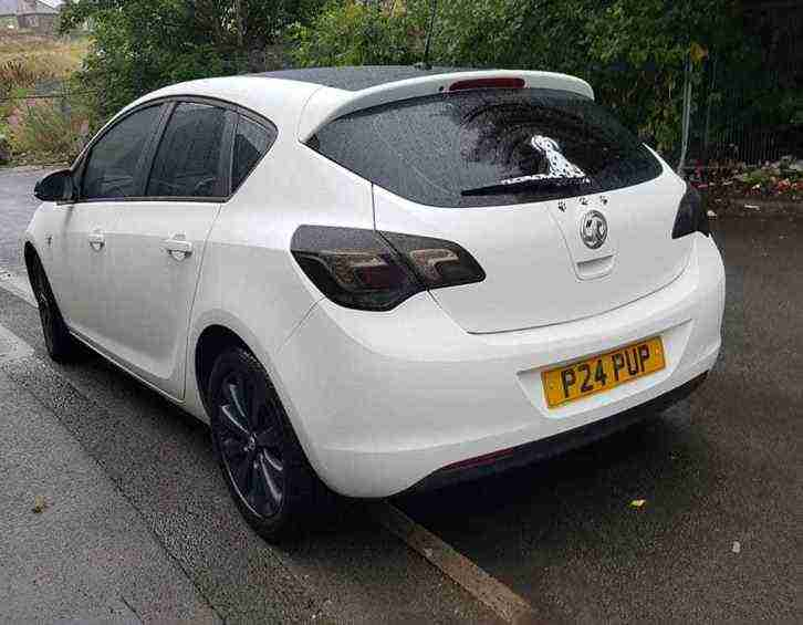 Vauxhall Astra Exclusive Ecolfex CDTI 2010