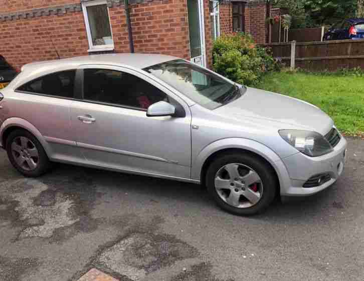 Vauxhall Astra SXI Silver 1.4 3 Door Hatchback Spares Repairs non Runner