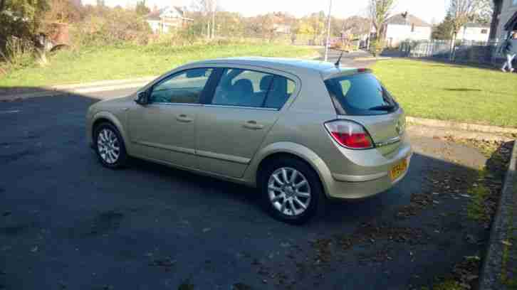 vauxhall astra special edition 1 7 cdti 2005 car for sale. Black Bedroom Furniture Sets. Home Design Ideas